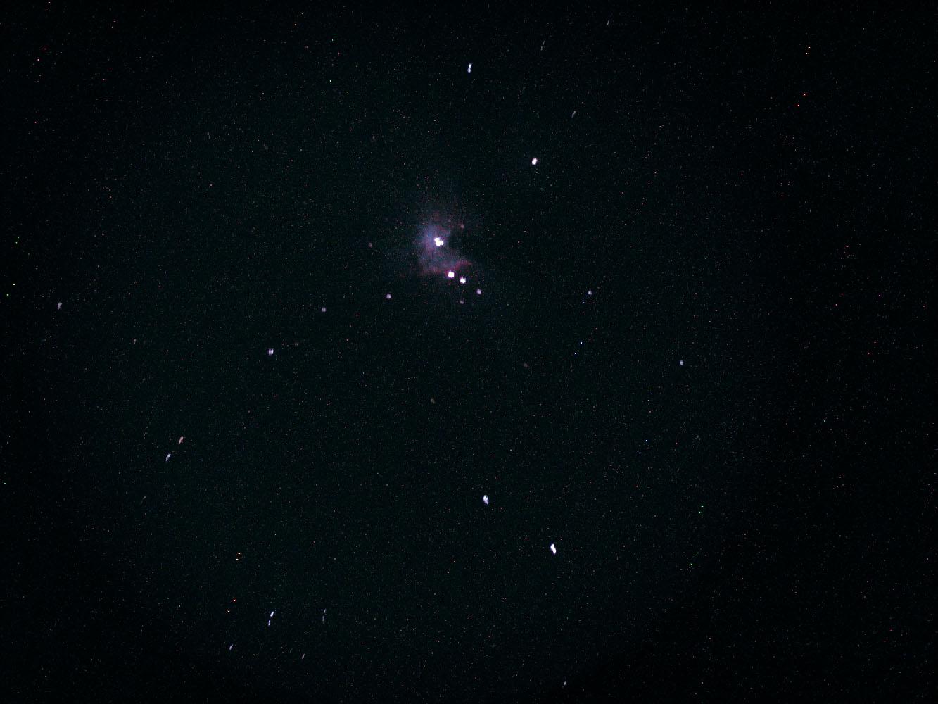 from small telescope orion nebula - photo #25